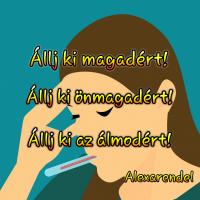 Alexarendel/ A belső láz üzenete!