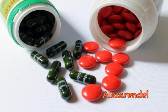 Alexarendel/ Milyen vitaminokat szedjük?