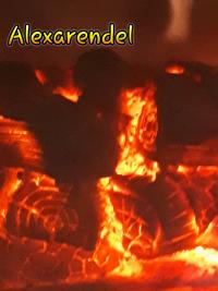 Alexarendel/ Elég leírni a tűzet?