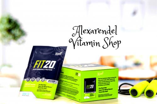 Fit 20/ Alexarendel Vitamin Shop/ alexarendel.hu
