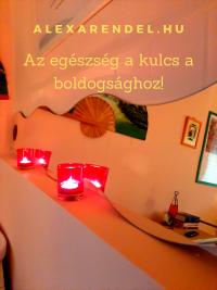 Egészséges gondolatok/ alexarendel.hu