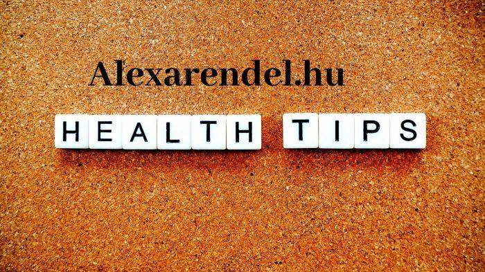 Alexarendel health tipps