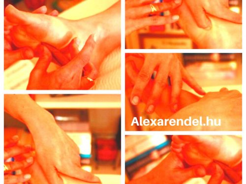 """Segíts magadon"" Taplreflexológiai workshop/ alexarendel.hu"