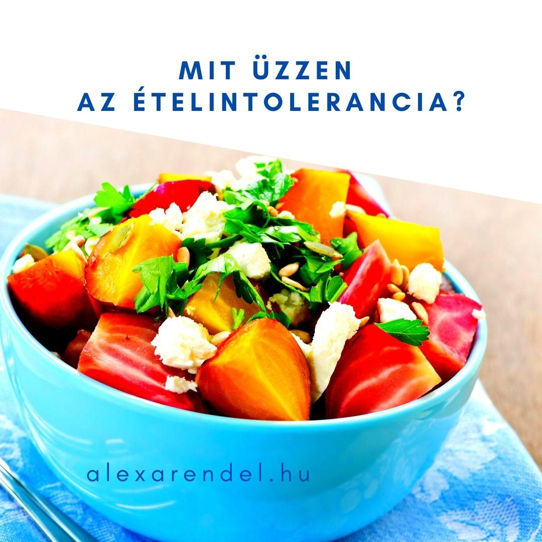 Mit üzzen az ételintolerancia_alexarendel