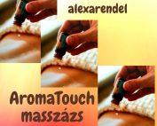 aromatouch masszázs_alexarendel